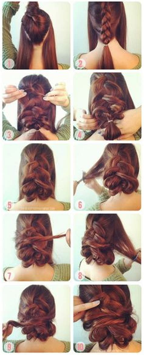 easy do it youself hair styles picture 4