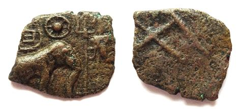 aging copper coins natural picture 6