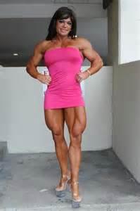 april fortier muscletease picture 10