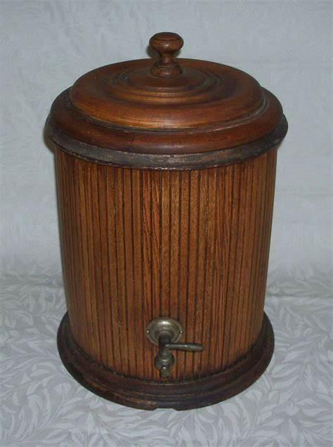 antique vigoral herbal beverage dispenser picture 1