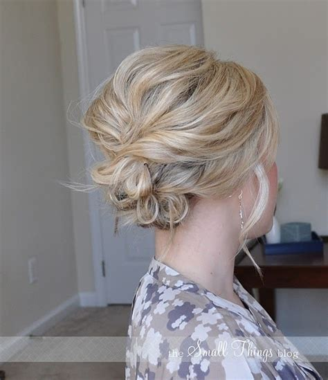 Bridal party hair do's picture 10