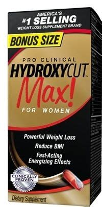hydroxycut max figure model picture 2