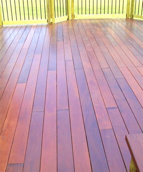 cleaning ipe wood picture 9