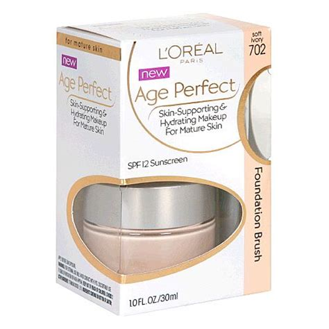 l'oreal age perfect skin-supporting & hydrating makeup spf picture 5