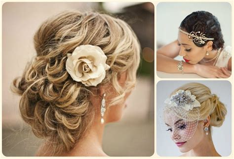 bridesmaid hair picture 5