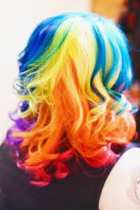 colored hair picture 14