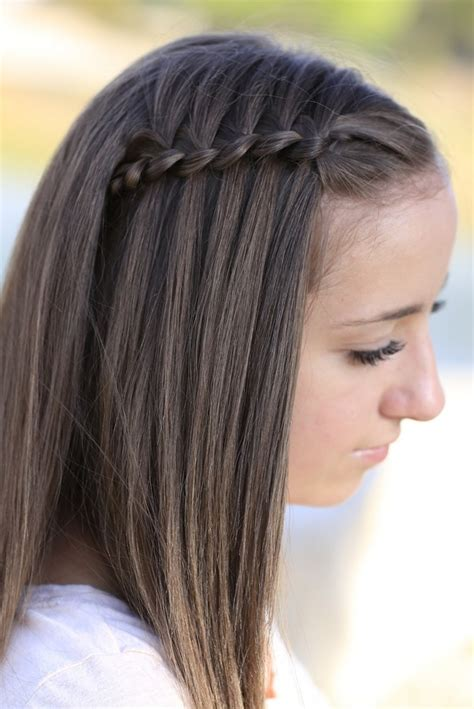 cute and easy hair styles picture 3