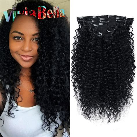 african american hair extension clip ins picture 7