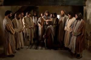jesus pray deciples sleep picture 2
