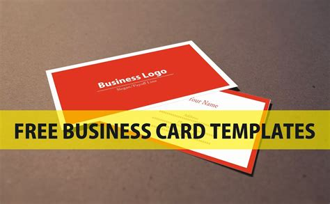 free online business card templates and photos picture 10
