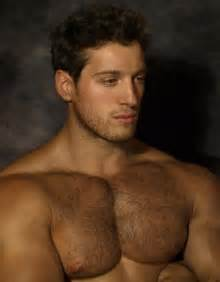 hairy chest men picture 1
