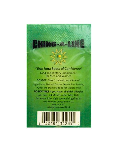 ching a ling pills picture 9