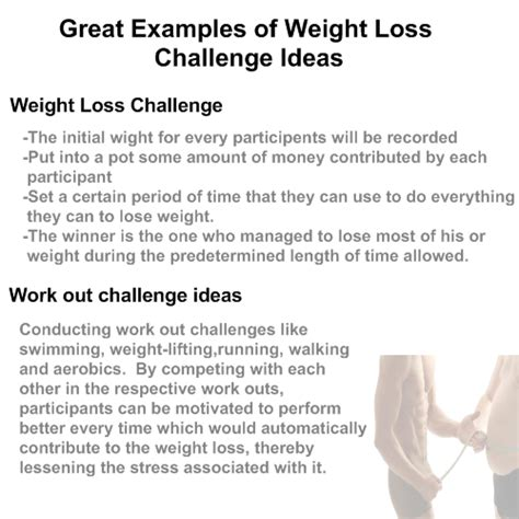 college weight loss competition picture 9
