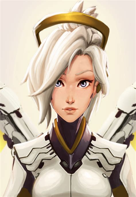 what does goggles have on bowels and mercy picture 3