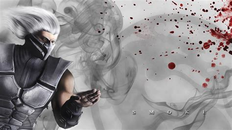 mortal kombat smoke picture 17