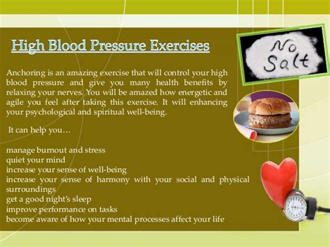 high blood pressure exercise picture 2
