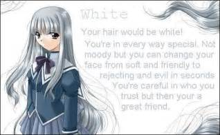 anime hair color picture 11