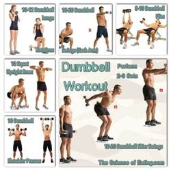 best fat burner dumbbell workout picture 1