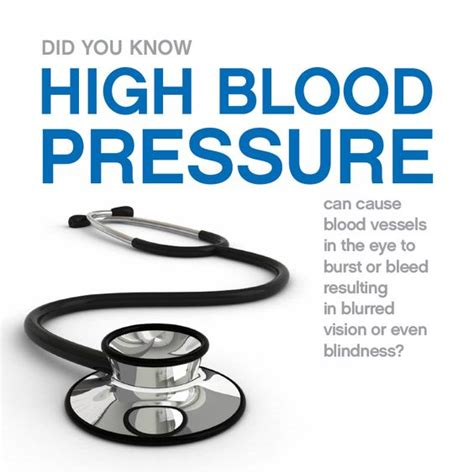 High blood pressure and blurred vision picture 9