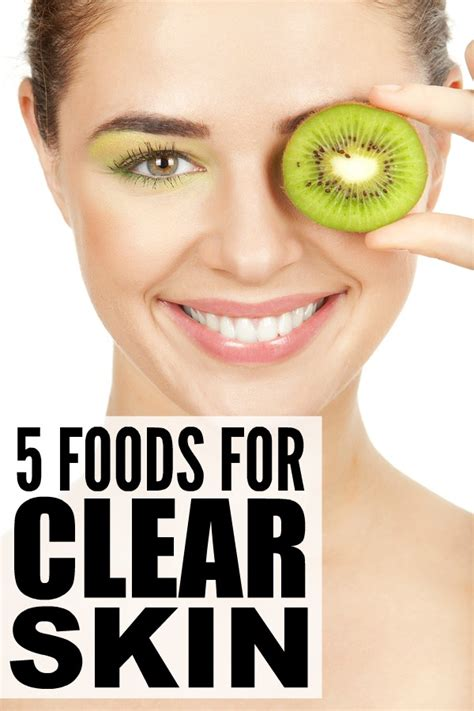 foods that clear up acne picture 1