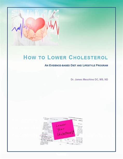 Tips for lowering cholesterol picture 7