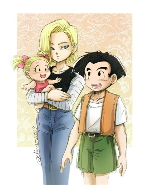 dragon ball z android 17 x reader quotev picture 13