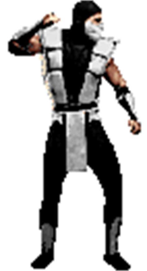 mortal kombat armageddon character info. human smoke picture 13