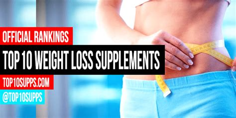 top 10 weight loss supplements picture 1