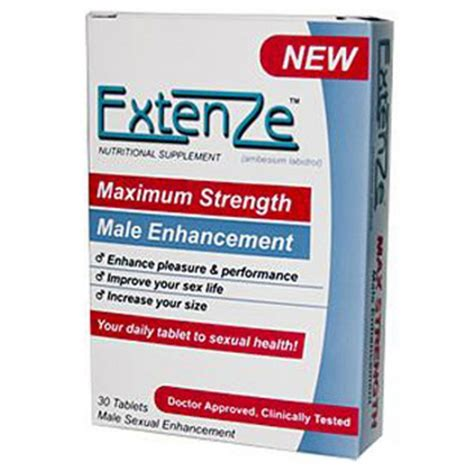 extenze dietary supplement picture 6