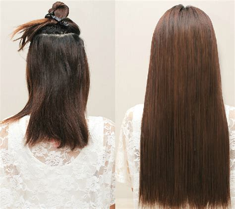 latest in hair extensions picture 6