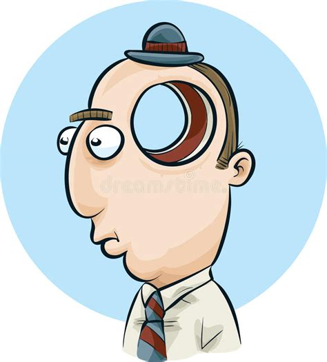 cartoon of a penis head person picture 13