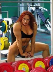 physically strong women overpowering men picture 2