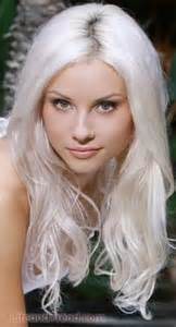best color for white hair picture 1