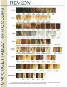 revlon hair color chart picture 3