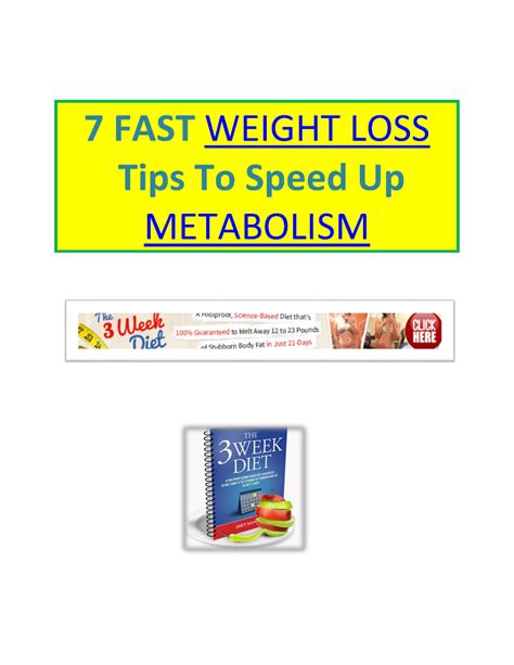 rapid weight loss secrets picture 1