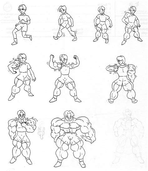 muscle growth transformation picture 7