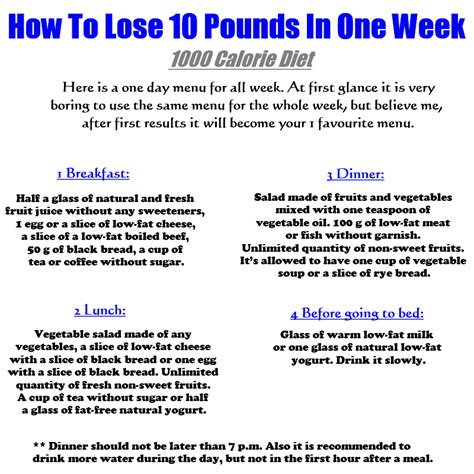 lose 10 pounds in 2 weeks diet first picture 4