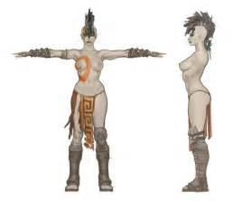 goddess designer skin picture 2