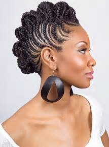 black hair styes twist picture 3
