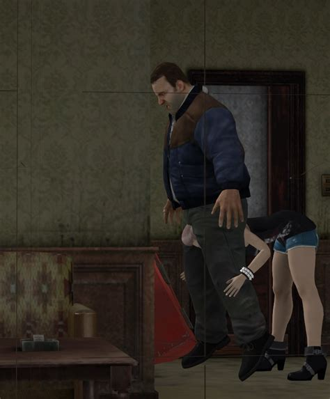 female lift and carry 3d art picture 5