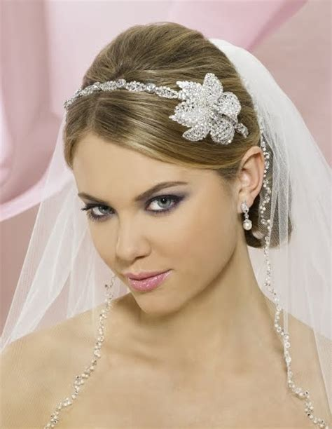 wedding hair styles wh veil picture 14