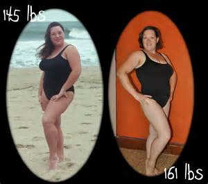 muscle vs fat weight gain picture 10