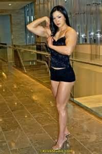 korean female bodybuilders 2013 saradas picture 1