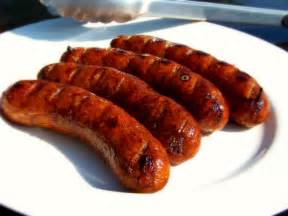 how to smoke sausage picture 3