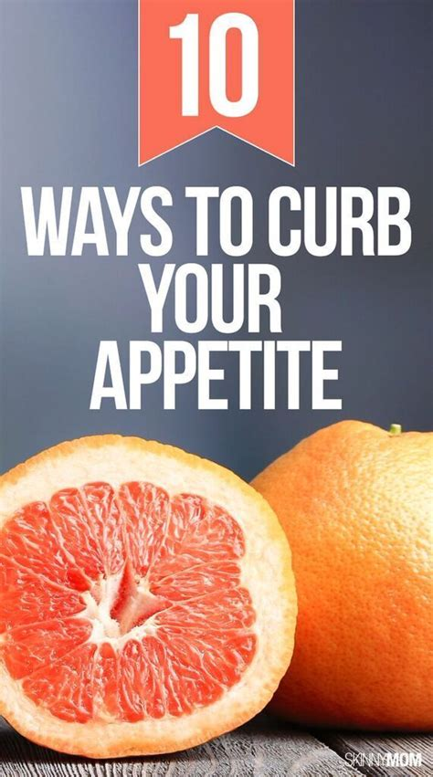 ways to curve your appetite picture 10
