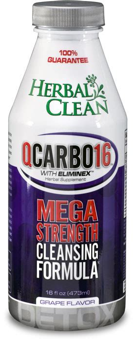 does herbal clean qcarbo 16 work picture 2