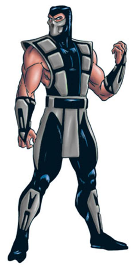 mortal kombat armageddon character info. human smoke picture 6