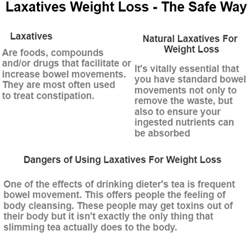 laxative weight loss picture 1