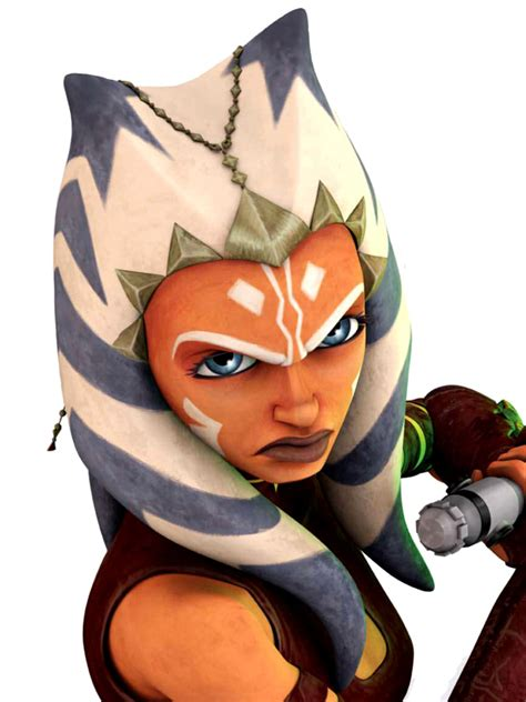 pictures of asoka from the clone wars with picture 4