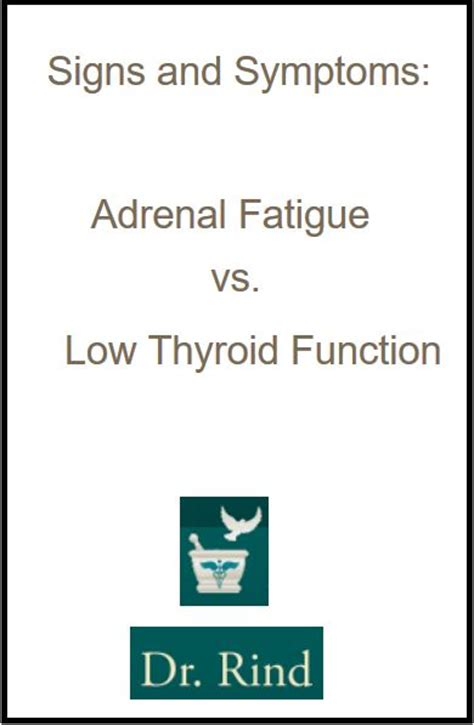adrenal fatigue and low thyroid picture 3